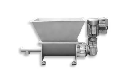 metering screw feeder
