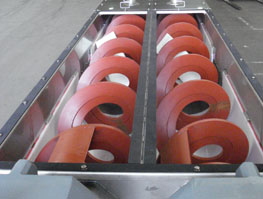 Centreless Screw Conveyor