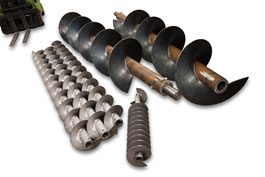 Screw Conveyor WoPs Segment Product Page